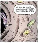Cartoonist Dave Coverly  Speed Bump 2013-09-11 security