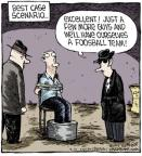 Cartoonist Dave Coverly  Speed Bump 2013-09-17 game playing