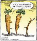 Cartoonist Dave Coverly  Speed Bump 2013-09-21 vegetable