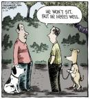 Cartoonist Dave Coverly  Speed Bump 2013-09-25 position