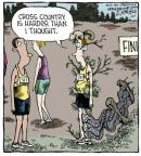 Cartoonist Dave Coverly  Speed Bump 2013-10-01 than