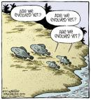 Cartoonist Dave Coverly  Speed Bump 2013-10-02 amphibian