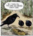 Cartoonist Dave Coverly  Speed Bump 2013-10-08 field