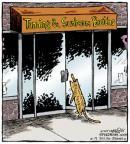 Cartoonist Dave Coverly  Speed Bump 2013-10-19 sun