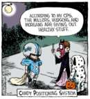 Cartoonist Dave Coverly  Speed Bump 2013-10-25 position