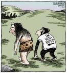 Cartoonist Dave Coverly  Speed Bump 2013-11-25 science