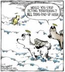 Cartoonist Dave Coverly  Speed Bump 2013-12-10 behavior