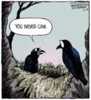Comic Strip Dave Coverly  Speed Bump 2013-12-16 family