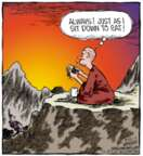 Cartoonist Dave Coverly  Speed Bump 2013-12-18 bother