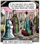 Cartoonist Dave Coverly  Speed Bump 2013-12-19 tax