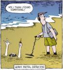 Cartoonist Dave Coverly  Speed Bump 2014-01-13 2010