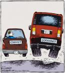 Cartoonist Dave Coverly  Speed Bump 2014-01-18 sport