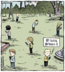 Cartoonist Dave Coverly  Speed Bump 2014-03-24 game playing