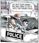 Cartoonist Dave Coverly  Speed Bump 2014-04-05 noise