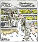 Cartoonist Dave Coverly  Speed Bump 2014-05-13 circle