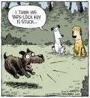 Cartoonist Dave Coverly  Speed Bump 2014-05-20 yap