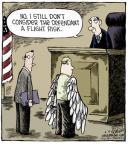 Cartoonist Dave Coverly  Speed Bump 2014-06-09 still