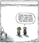 Comic Strip Dave Coverly  Speed Bump 2014-06-17 climate