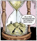 Cartoonist Dave Coverly  Speed Bump 2014-06-28 over