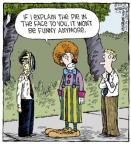 Cartoonist Dave Coverly  Speed Bump 2014-07-19 funny