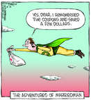 Comic Strip Dave Coverly  Speed Bump 2014-08-18 family