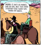 Comic Strip Dave Coverly  Speed Bump 2014-08-22 horse