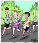Cartoonist Dave Coverly  Speed Bump 2014-08-29 job