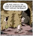 Cartoonist Dave Coverly  Speed Bump 2014-09-29 leaf