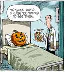 Cartoonist Dave Coverly  Speed Bump 2014-10-01 want