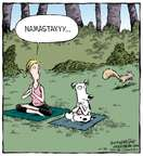 Cartoonist Dave Coverly  Speed Bump 2014-10-20 behavior