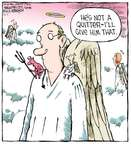 Cartoonist Dave Coverly  Speed Bump 2014-11-01 shoulder