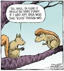 Comic Strip Dave Coverly  Speed Bump 2014-12-05 hair
