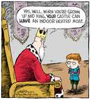 Comic Strip Dave Coverly  Speed Bump 2015-01-26 heat