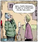 Comic Strip Dave Coverly  Speed Bump 2015-02-06 hat