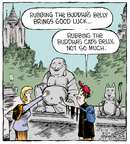 Comic Strip Dave Coverly  Speed Bump 2015-02-13 Buddhism