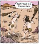 Cartoonist Dave Coverly  Speed Bump 2015-02-26 player