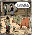 Comic Strip Dave Coverly  Speed Bump 2015-03-19 hair