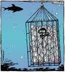 Cartoonist Dave Coverly  Speed Bump 2015-03-21 him