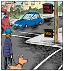 Cartoonist Dave Coverly  Speed Bump 2015-03-26 relevant