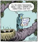 Cartoonist Dave Coverly  Speed Bump 2015-04-06 left you