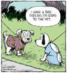 Cartoonist Dave Coverly  Speed Bump 2015-05-21 veterinarian