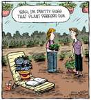 Comic Strip Dave Coverly  Speed Bump 2015-06-09 photosynthesis