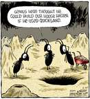 Comic Strip Dave Coverly  Speed Bump 2015-06-20 house