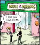 Comic Strip Dave Coverly  Speed Bump 2015-07-03 house