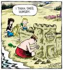 Cartoonist Dave Coverly  Speed Bump 2015-07-24 fast