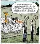 Cartoonist Dave Coverly  Speed Bump 2015-08-03 still