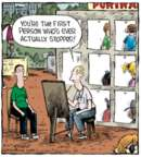 Cartoonist Dave Coverly  Speed Bump 2015-09-09 first