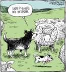 Cartoonist Dave Coverly  Speed Bump 2015-10-29 job
