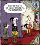 Cartoonist Dave Coverly  Speed Bump 2015-12-02 funny