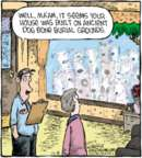 Comic Strip Dave Coverly  Speed Bump 2015-12-08 house